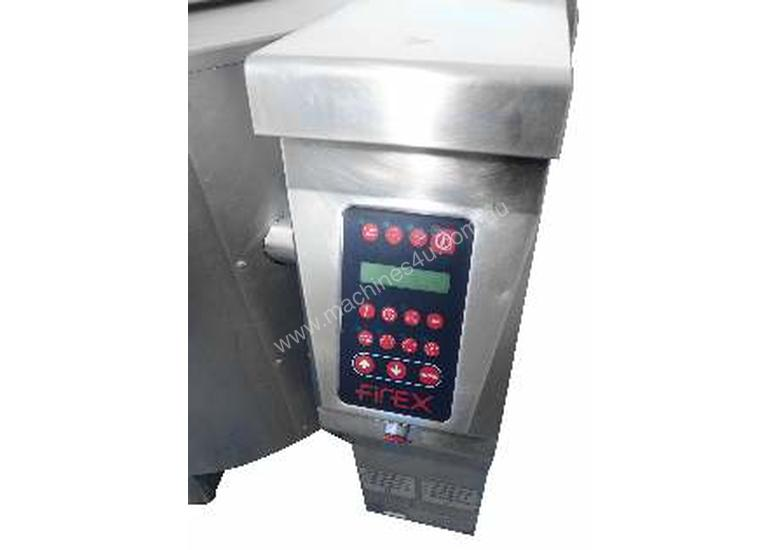 Gas Fired Cooker Mixer