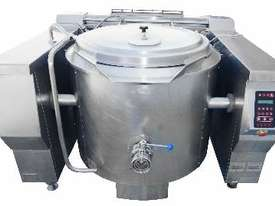 Gas Fired Cooker Mixer - picture3' - Click to enlarge