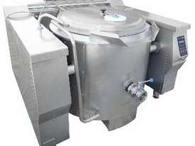 Gas Fired Cooker Mixer - picture4' - Click to enlarge