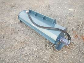 Unused 1800mm Hydraulic Rotary Tiller to suit Skidsteer Loader - 10419-12 - picture1' - Click to enlarge