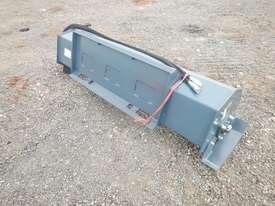 Unused 1800mm Hydraulic Rotary Tiller to suit Skidsteer Loader - 10419-12 - picture3' - Click to enlarge
