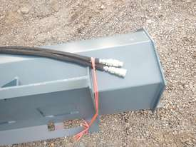 Unused 1800mm Hydraulic Rotary Tiller to suit Skidsteer Loader - 10419-12 - picture5' - Click to enlarge
