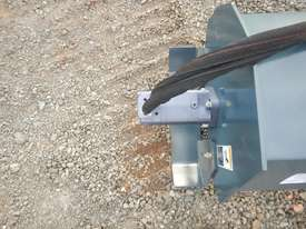 Unused 1800mm Hydraulic Rotary Tiller to suit Skidsteer Loader - 10419-12 - picture6' - Click to enlarge