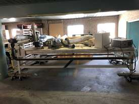 wood making CNC machine  - picture0' - Click to enlarge