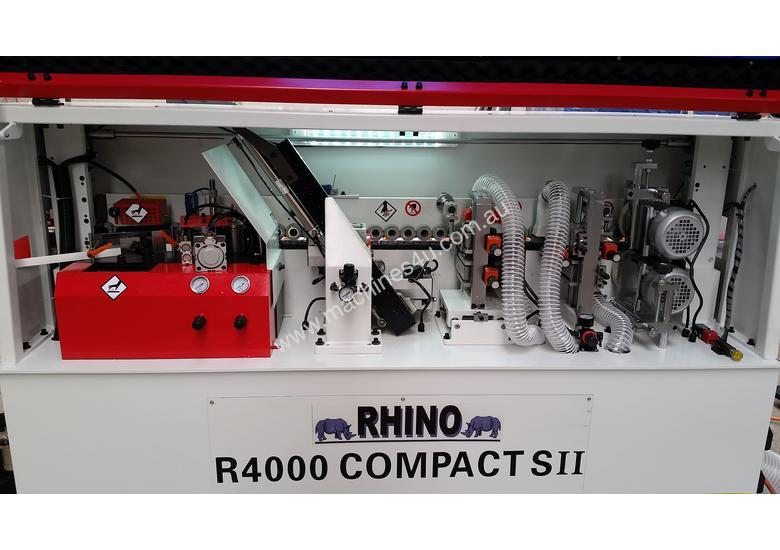 RHINO EDGEBANDER R4000 COMPACT  SII incl. Dust Collector