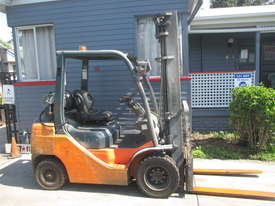 Toyota 2.5 ton LPG Used Forklift - picture0' - Click to enlarge