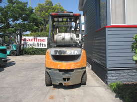 Toyota 2.5 ton LPG Used Forklift - picture4' - Click to enlarge