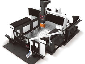 Large Capacity 5 Axis Machining  - picture2' - Click to enlarge