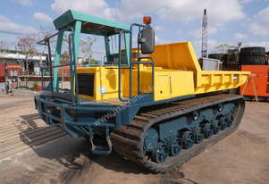 Yanmar C80R-2 Dumper Crawler Carrier MACHWL