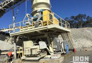 2017 (unverified) Metso/Nordberg C160 Jaw Crusher HP500 Cone Crusher