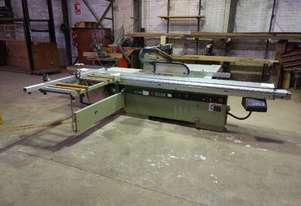 SCM Hydro 3800 panel saw with extension support frame