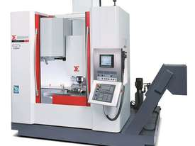Sigma Compact 5S Italian 5 Axis Machining Centre - picture0' - Click to enlarge