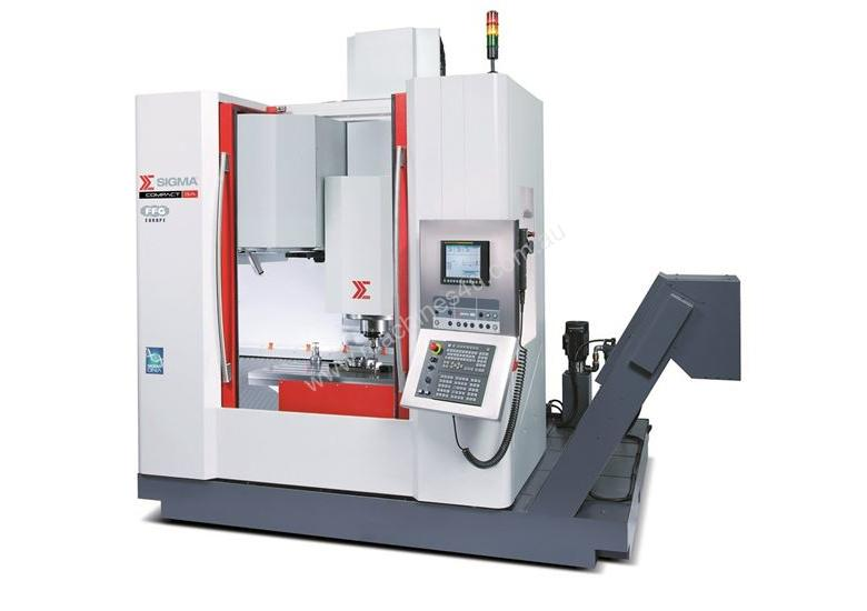 Sigma Compact 5S Italian 5 Axis Machining Centre