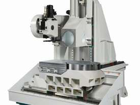 Sigma Compact 5S Italian 5 Axis Machining Centre - picture2' - Click to enlarge