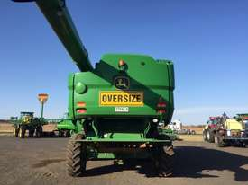 John Deere S660 Header(Combine) Harvester/Header - picture1' - Click to enlarge