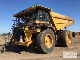 1992 Cat 777B Off-Road End Dump Truck - picture0' - Click to enlarge