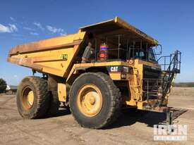 1992 Cat 777B Off-Road End Dump Truck - picture1' - Click to enlarge