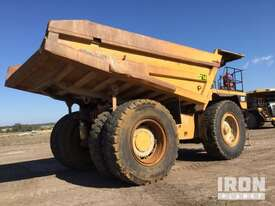 1992 Cat 777B Off-Road End Dump Truck - picture3' - Click to enlarge