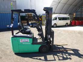 2016 Mitsubishi FB16-TCB Container Mast Electric Forklift - picture1' - Click to enlarge