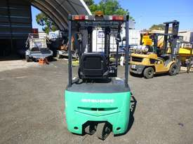 2016 Mitsubishi FB16-TCB Container Mast Electric Forklift - picture3' - Click to enlarge