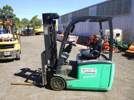 2016 Mitsubishi FB16-TCB Container Mast Electric Forklift - picture5' - Click to enlarge