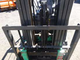 2016 Mitsubishi FB16-TCB Container Mast Electric Forklift - picture7' - Click to enlarge