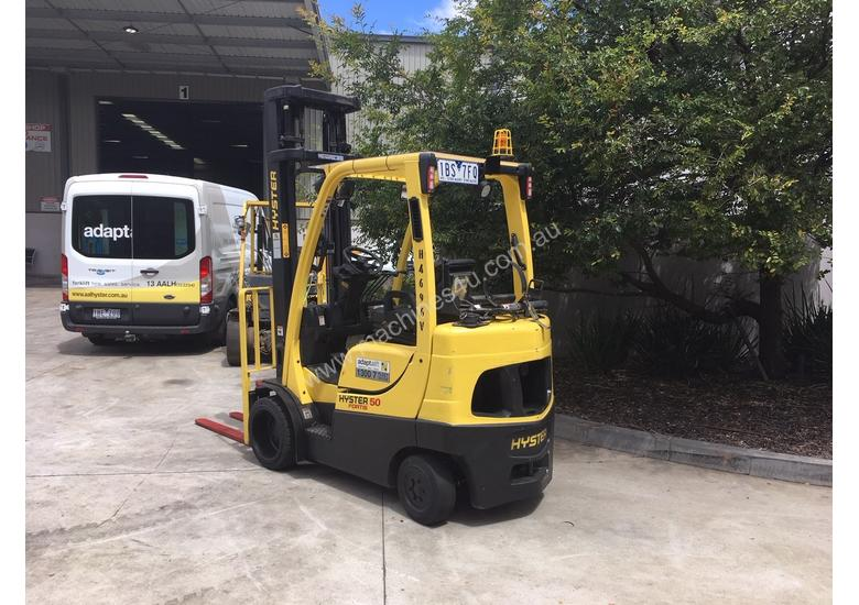 2.2 LPG Counterbalance Forklift