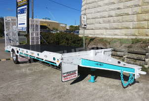 Interstate Trailers Elite Single Axle 9 Ton Tag Trailer ATTTAG