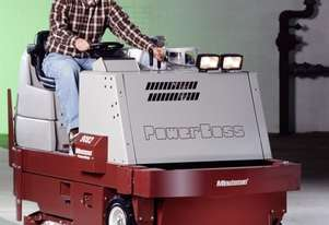 POWERBOSS Commander Sweeper Scrubber Made in the USA