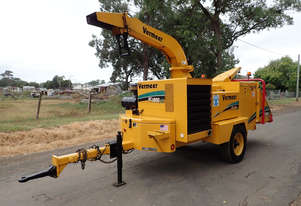 Vermeer BC1800 Wood Chipper Forestry Equipment