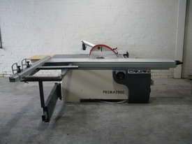 Panel Table Saw - Prima 2500 - picture0' - Click to enlarge