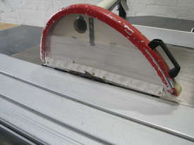 Panel Table Saw - Prima 2500 - picture3' - Click to enlarge