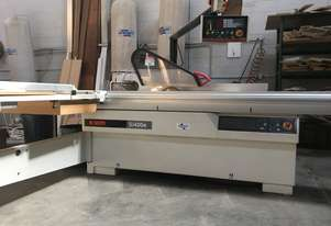 SCM SI400i Panel Saw & Olympic K201 Edge Bander