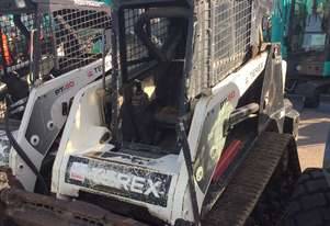 Terex   PT50 Positrack Loader