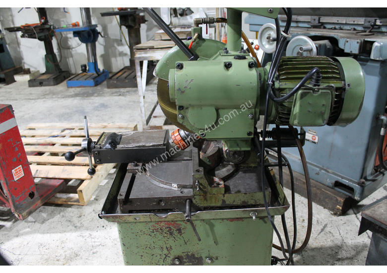 FHC � 300 Cold Cut Saw � (415V) Stock # 3401
