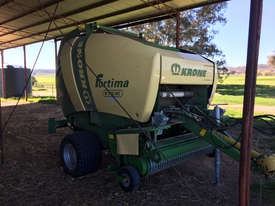 Krone Fortima V1800MC Round Baler Hay/Forage Equip - picture0' - Click to enlarge