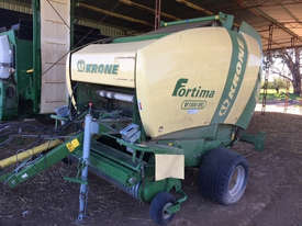 Krone Fortima V1800MC Round Baler Hay/Forage Equip - picture1' - Click to enlarge