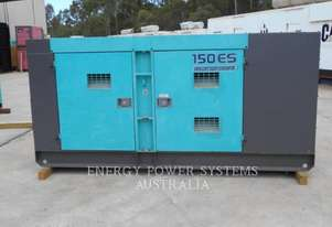 DENYO DCA150ESH Portable Generator Sets