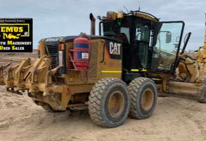 2009 Cat 140M Grader, GPS Ready.  MS564A