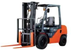 3 Ton Toyota Counterbalance forklift for hire