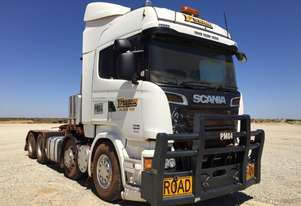 2014 SCANIA R SERIES EURO 5 PRIME MOVER