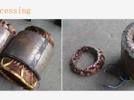 electric Motor stripper dissemble stripping machine, copper extract dissembling - picture2' - Click to enlarge
