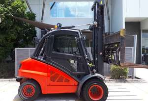 Used Forklift:  H50D Genuine Preowned Linde 5.0t