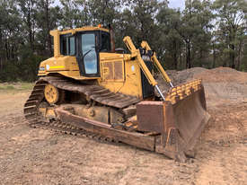 Caterpillar D6H LGP Tracked-Dozer Dozer - picture1' - Click to enlarge
