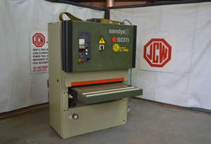 SCM   Twin wide belt sander