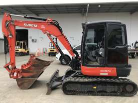 Kubota KX057-4 Excavator  - picture0' - Click to enlarge