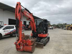 Kubota KX057-4 Excavator  - picture2' - Click to enlarge