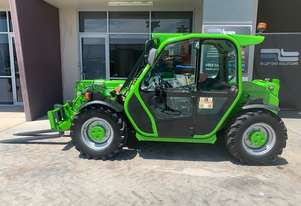 Used Merlo 25.6 Telehandler For Sale with Pallet Forks