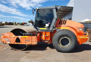 Hamm 3412 Vibrating Roller Roller/Compacting