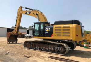 CATERPILLAR 349FL Track Excavators